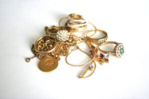 Photo de bijoux d'occasion