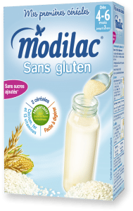 cereales modilac sans gluten (biberon)