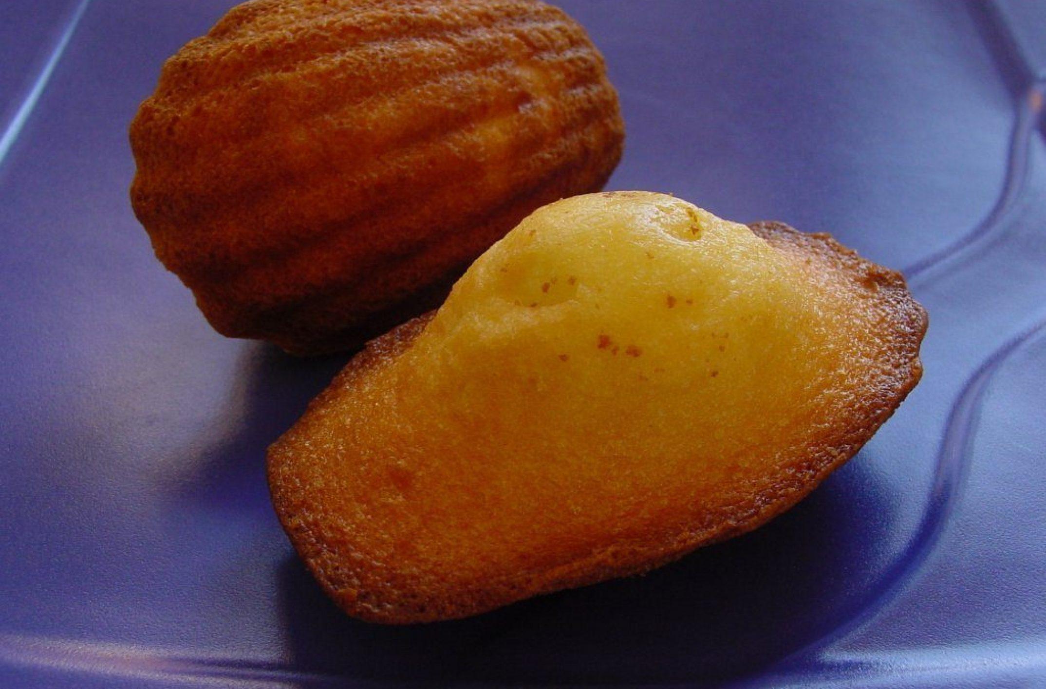 Une rentrée sympa avec une recette de madeleines bretonnes!
