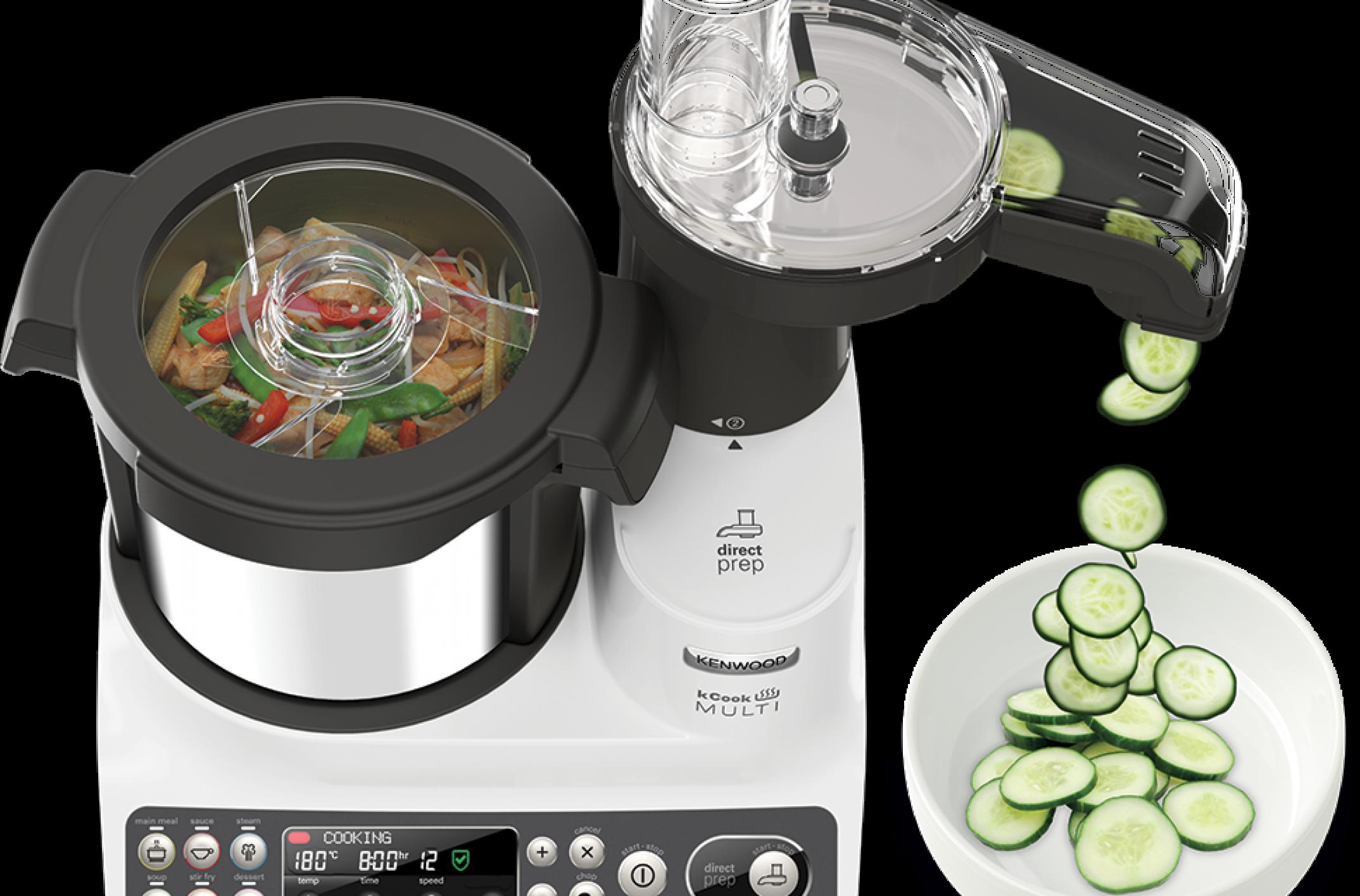 Mon expérience avec le robot cuiseur Kenwood Kcook multi