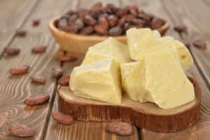 beurre vegetal pour cheveux
