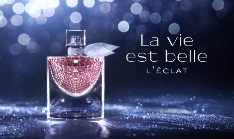 Echantillons du parfum Lancôme «La vie est belle» à tester