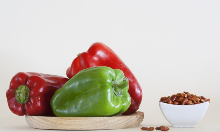 Recette de la soupe surprise aux poivrons