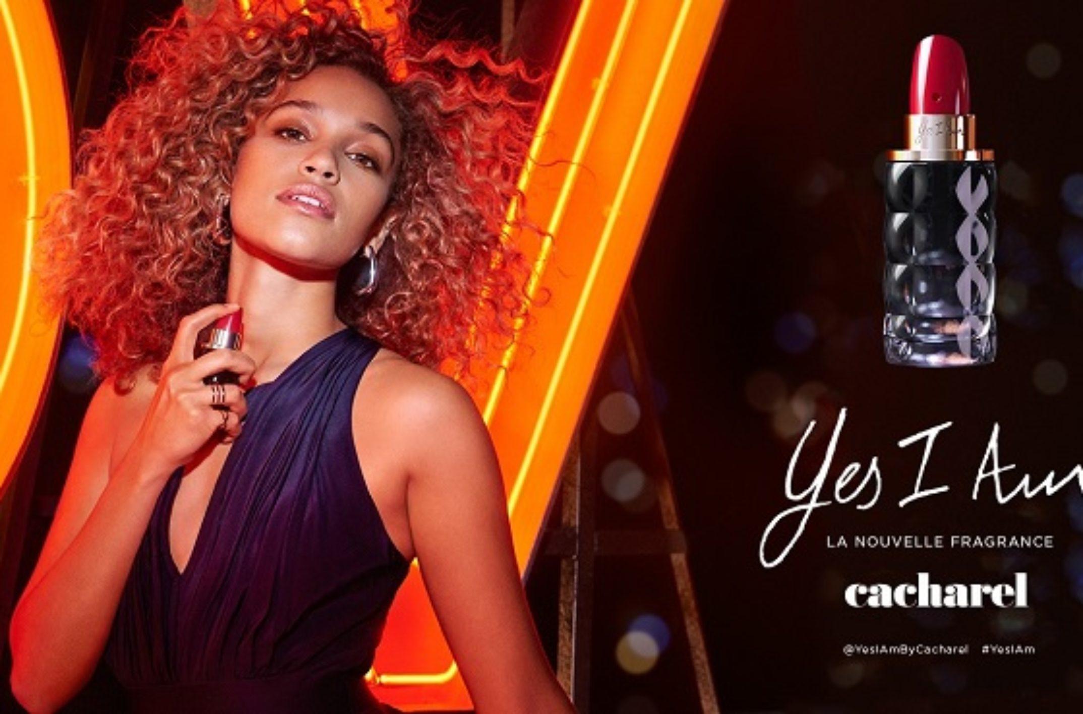 Des échantillons gratuits du parfum Yes I Am de Cacharel à recevoir