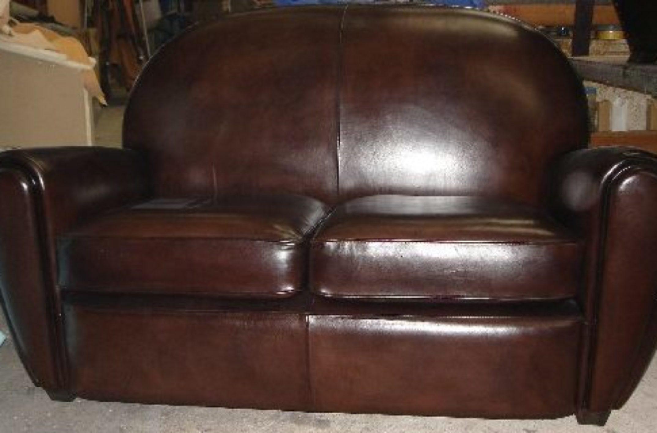 Canapé club : le mobilier tendance