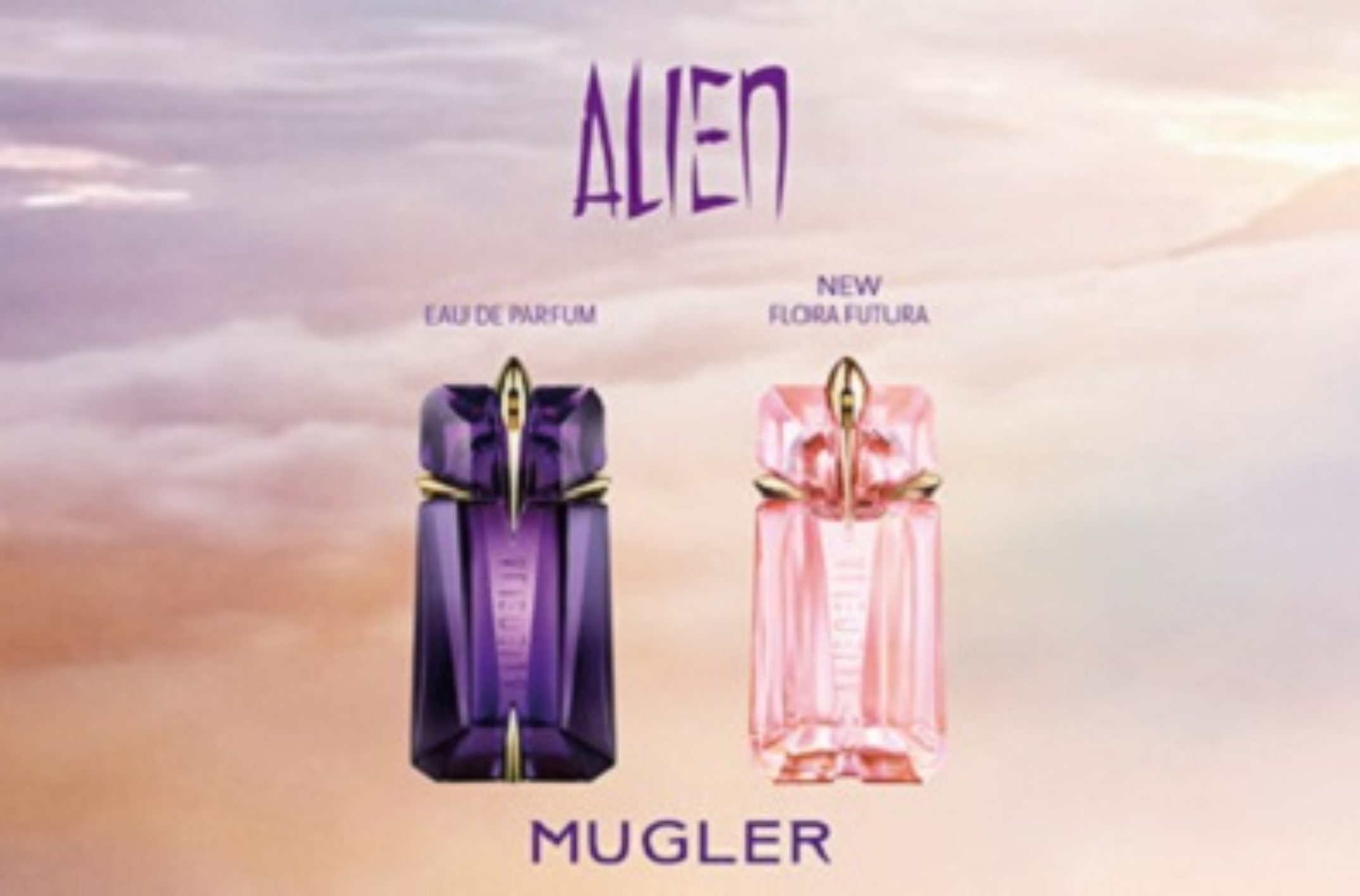 Deux échantillons de parfum Thierry Mugler à recevoir gratuitement