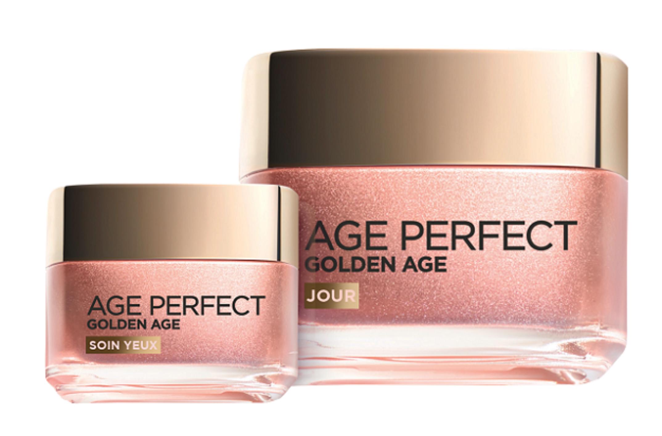 150 soins l'Oréal Paris yeux Rosé Age Perfect Golden Age à tester gratuitement sur sampleo.com