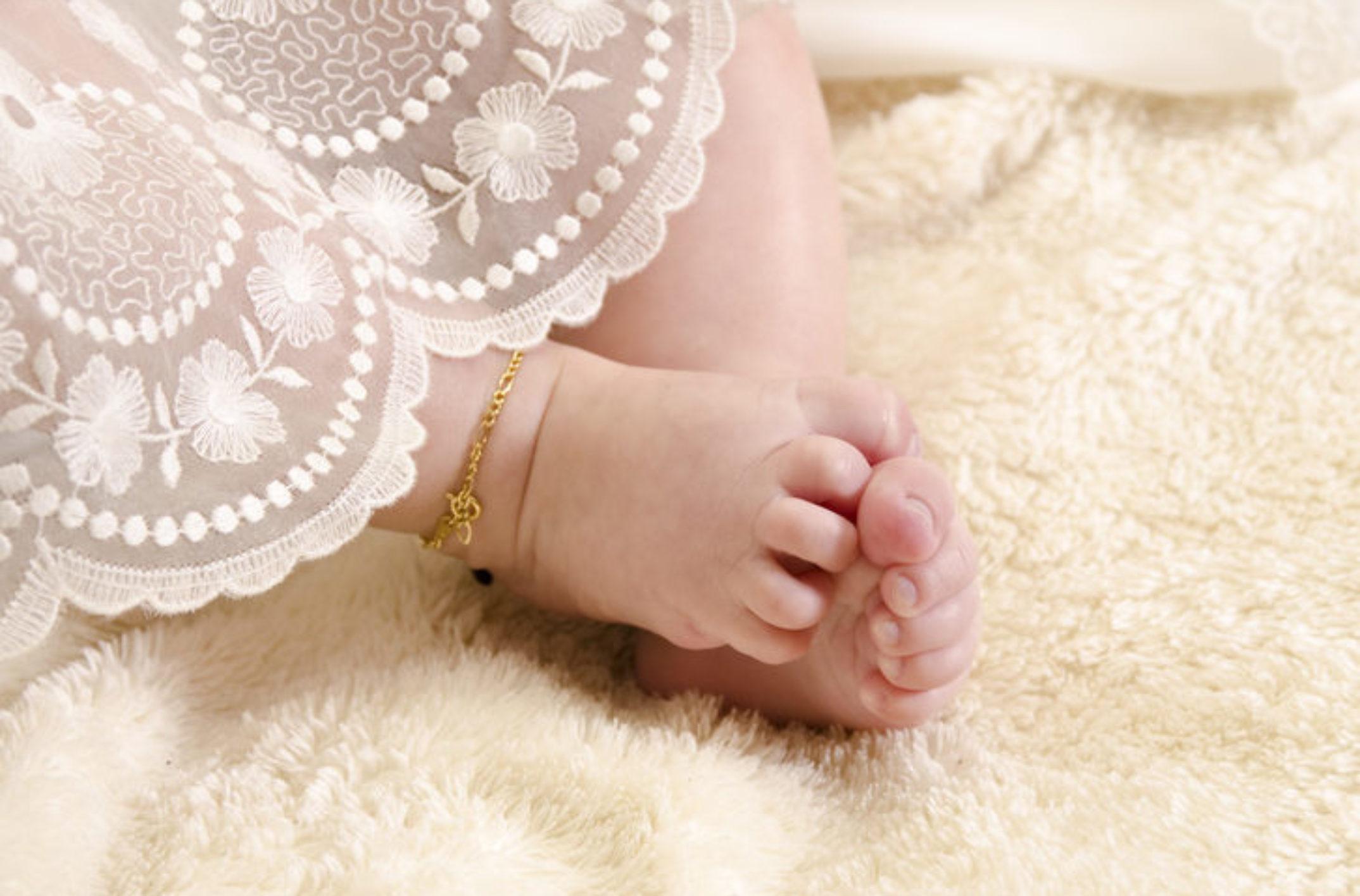 Quelle gourmette offrir au baptême d'une fille ou d'un garçon ?