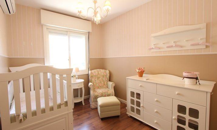 Astuces pour aménager la chambre de son bébé