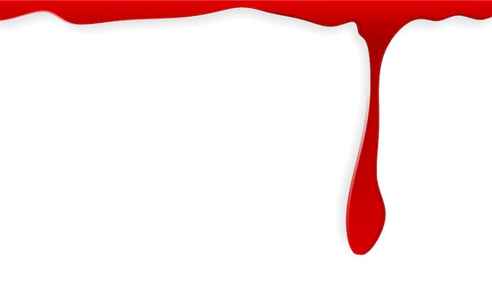 Comment enlever une tache de sang ?