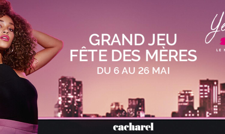 Grand jeu Fête des Mères Cacharel : 5 Box + 10 parfums à gagner sur passionbeaute.fr