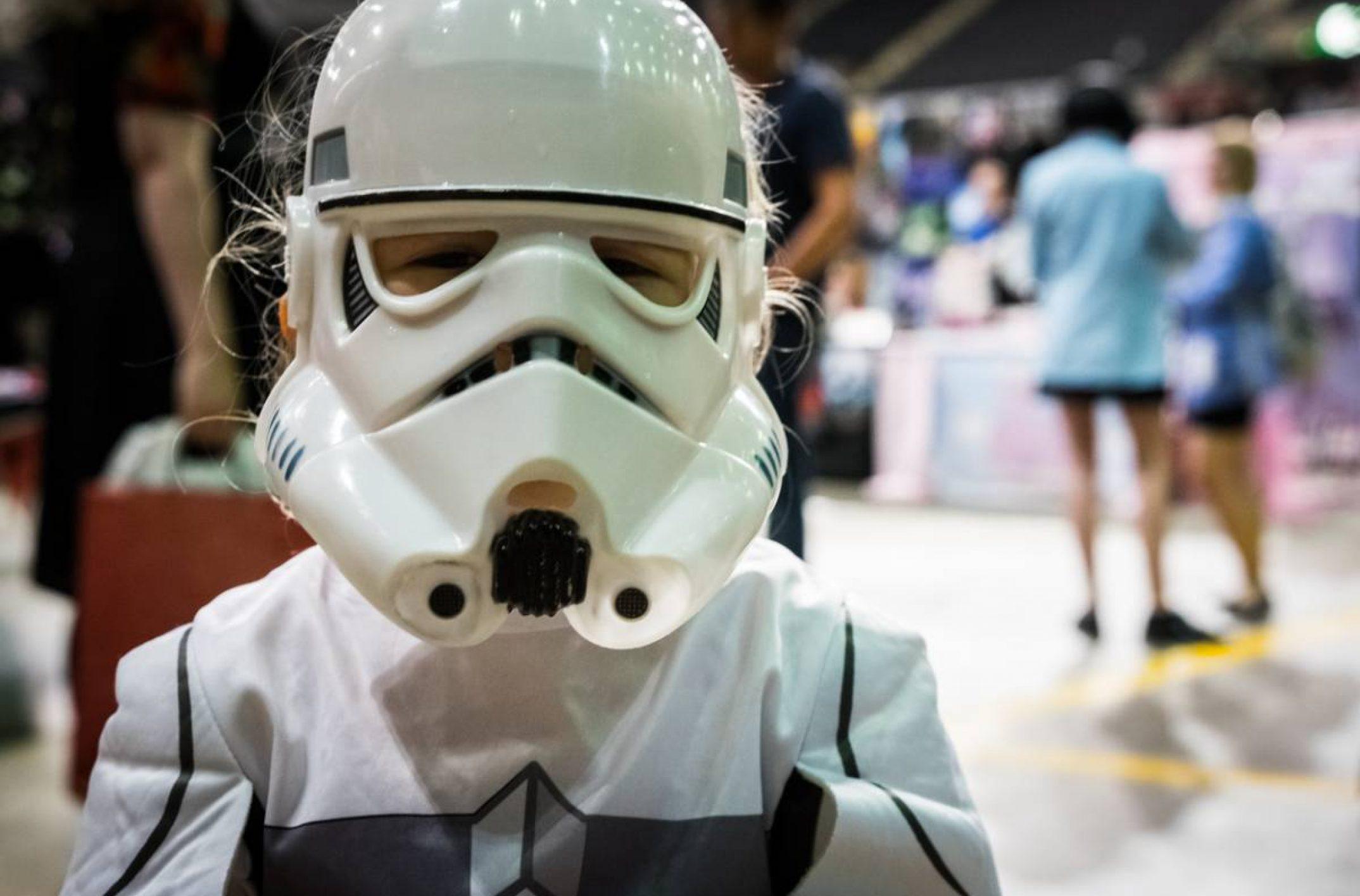 Organiser un anniversaire Star Wars pour votre enfant
