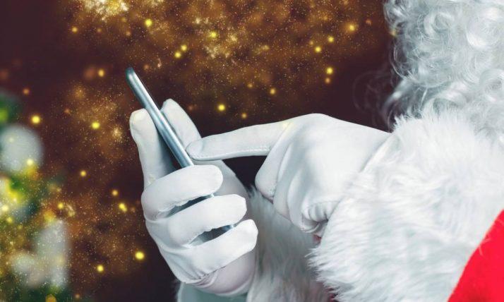 Appeler le Père Noël et préparer votre enfant à l'ambiance de Noël