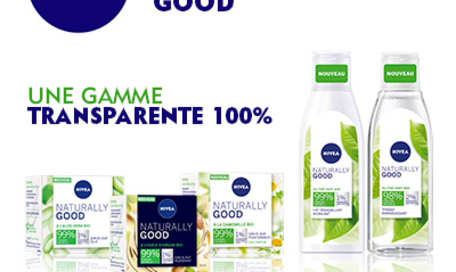 200 Naturally Good de Nivea à tester sur beaute-test.com