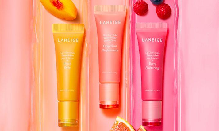 600 Baumes brillants pour les lèvres à découvrir sur sampleo.com