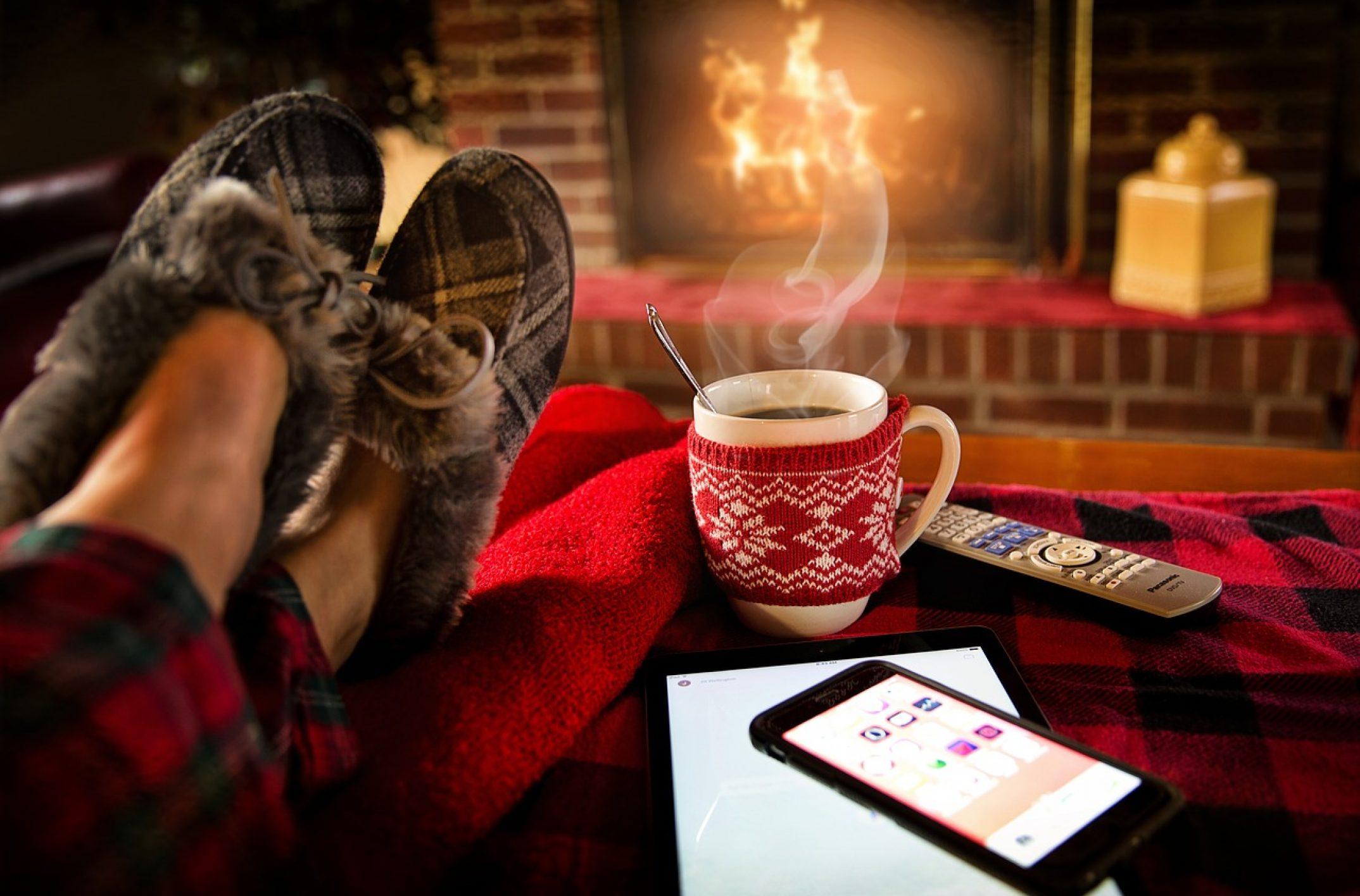 12 choses à faire pour un profiter d'un dimanche cocooning