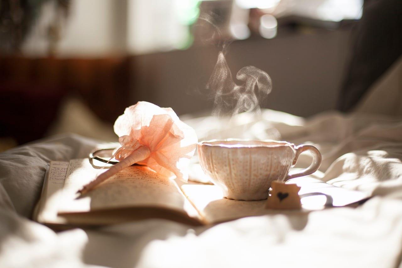 Un thé chaud pour accompagner le dimanche